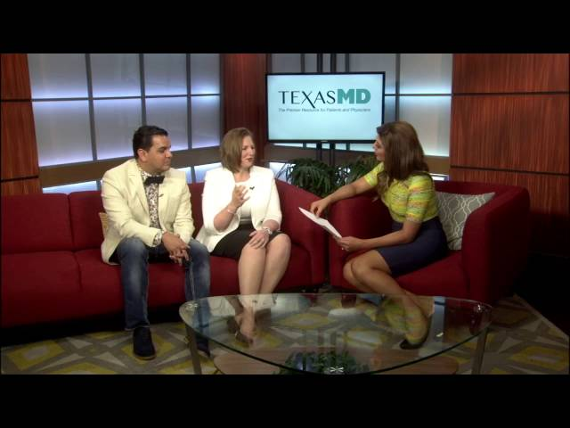 Lisa Marten is Featured on San Antonio Living Texas MD