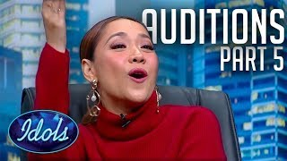 Amazing Auditions on Indonesian Idol 2019 | Part 5 | Idols Global