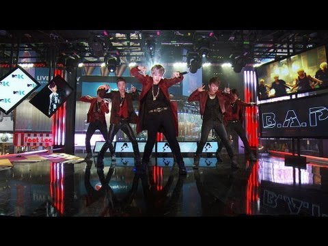 "MTV K Presents B.A.P Live in NYC: ""No Mercy"""