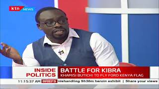 Imran Okoth, Ken Okoth's brother to battle Mariga and others in the Kibra polls| INSIDE POLITICS