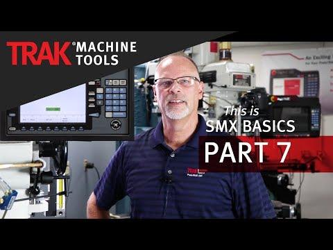 Straight Slot | ProtoTRAK SMX CNC | Basic Programming 7