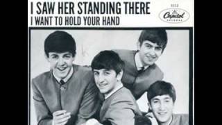 "The Beatles - ""I Saw Her Standing There"" (1963) [takes 1 thru 8, rhythm-track]"