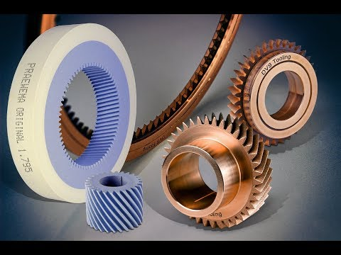 DVS Tooling - tool solutions for Präwema gear honing