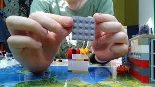 Самоделка. Как построить тачилку из лего