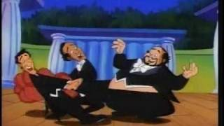 Animaniacs - Three Tenors Intro