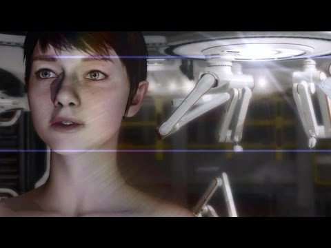 The Girl And The Robot Playstation 4