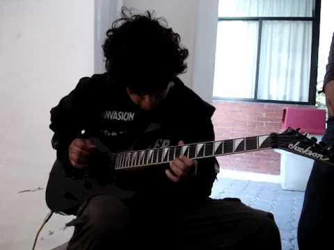 Crazy Guitar Solo