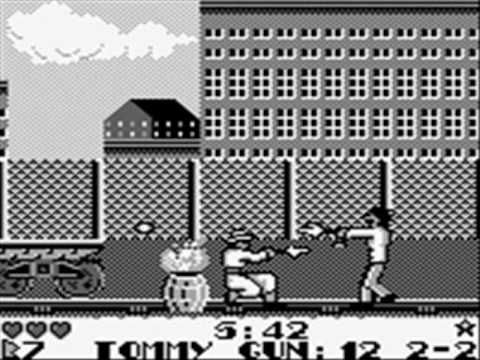 Dick Tracy Game Boy