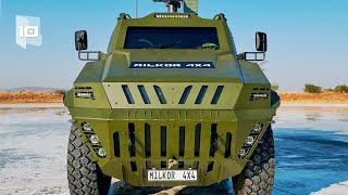 10 Most Amazing Military Armored Vehicles in the World. Part 3