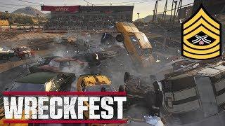 Open Lobby Drunk Driving | Wreckfest Gameplay PC