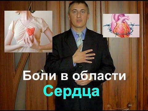 Боли в области сердца: причины, симптомы. Почему болит сердце?