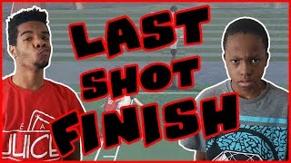 EPIC LAST SHOT FINISH!! - NBA 2K16 Head to Head Blacktop Gameplay