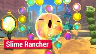 Музыкальное наслаждение.  Slime Rancher (21)
