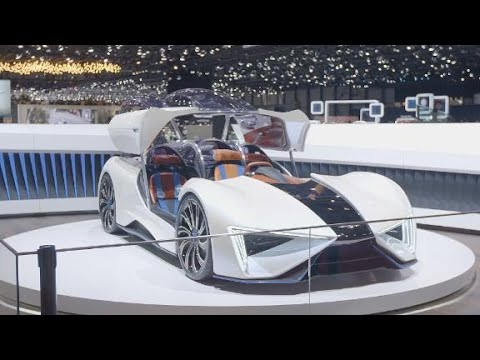 See the most exotic cars from the Geneva Motor Show
