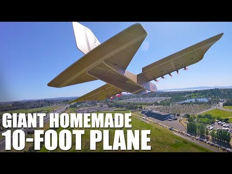 giant-homemade-10foot-plane--flite-test
