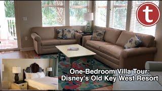 One-Bedroom Villa Tour: Disney's Old Key West Resort