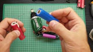 10 Min tool repair: Replacing the battery in a Parkside / Lidl electric screwdriver