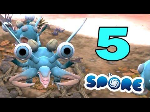 ч.05 Прохождение игры SPORE v4 - Тотальная эволюция
