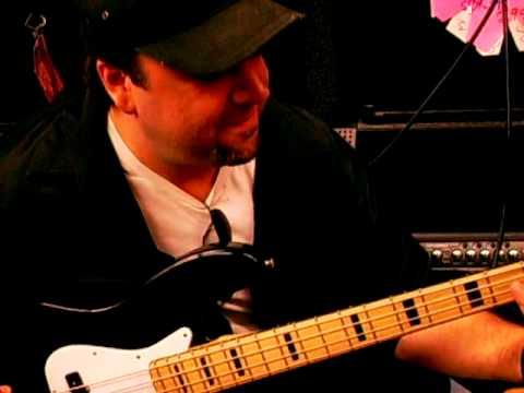 Bassist Joe Ferlito plays Stevie Wonder solo
