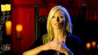 "Сериал ""Дракула"", Dracula (NBC): Victoria Smurfit ""Lady Jane"" Official TV Interview"