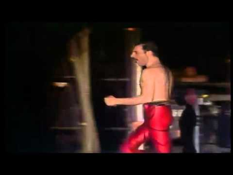 Queen Another One Bite The Dust Live In Japan May 11th 1985