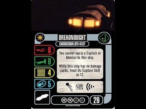 Dreadnought Card Pack review and breakdown