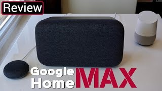 Google Home Max Review - This Thing Has Some Serious BASS