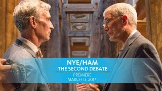 Nye/Ham: The Second Debate Premiere