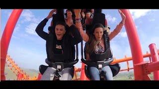 Park Rozrywki Energylandia- Extremalnie POV Mayan Dragon Energuś Roller Coaster 2017