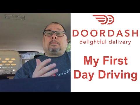 DoorDash Driver Review – My First Day as a DoorDash Driver (Dasher) – DoorDash Promo Code