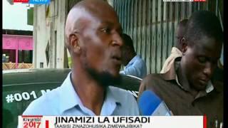 Jinamizi la ufisadi; Kivumbi2017 (Sehemu la kwanza)