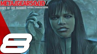 Metal Gear Solid 4 - Gameplay Walkthrough Part 8 - Shadow Moses & Crying Wolf Boss Fight [1080p HD]