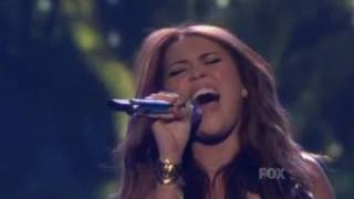 Miley Cyrus - Don't wanna be torn
