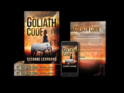 The Goliath Code Book Trailer