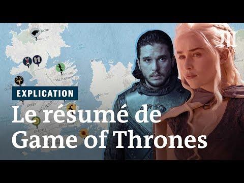 Game of Thrones : le résumé de la série saison par saison