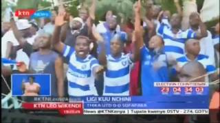 Ingwe waishinda Bandari 1-0 katika ligi kuu nchini