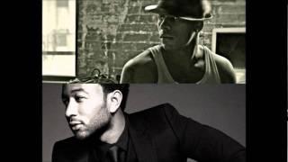 Vaughn Anthony ft. John Legend: Hold me Down