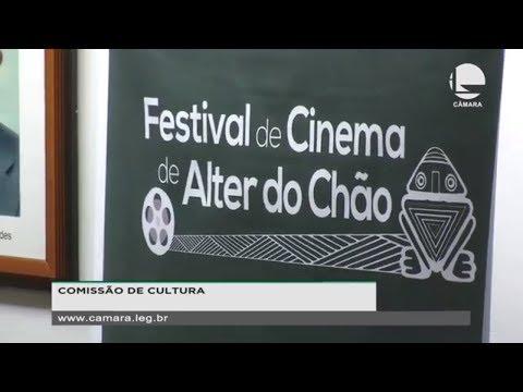 Cultura - Festival Internacional de Cinema de Alter do Chão - 19/08/2019 - 14:32