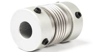 LB/DB Series 4-8mm Aluminum Alloy Full Encoder Coupling - OD19mm* L30mm