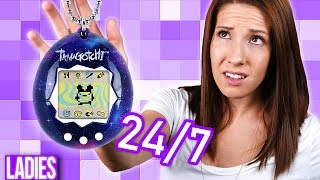 We Tried Taking Care of Tamagotchis for a Week