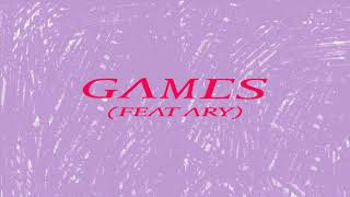 Gundelach feat ARY - Games (Official Audio)
