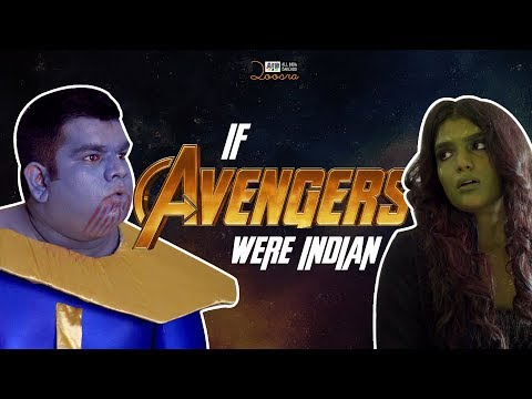 AIB Doosra : If Avengers Were Indian