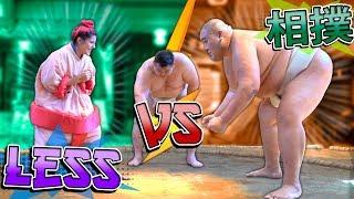 PELEA con luchador de SUMO PROFESIONAL  | POLINESIOS VLOGS