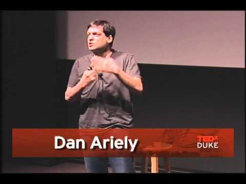 Dan Ariely o sebekontrole