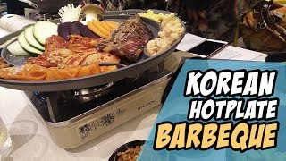 Pecinta K-POP, Cobain Korean Hotplate Barbeque Ini Yuk!