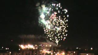 preview picture of video '108º Aniversario de la Ciudad de Neuquén - Fuegos Artificiales 12 de Septiembre de  2012'