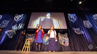 Atossa Soltani and Patricia Gualinga - Message from the Amazon | Bioneers