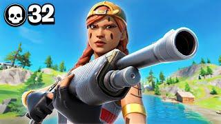 32 Kills In Chapter 2 Fortnite!!