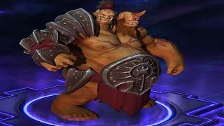 It's All Ogre Now! - ALMOST Rank 1 CHO'Gall Game