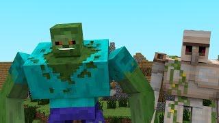 Mutant Siege (Minecraft animation)
